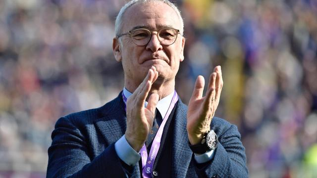 Ranieri vol lof over opvolger Shakespeare bij Leicester City