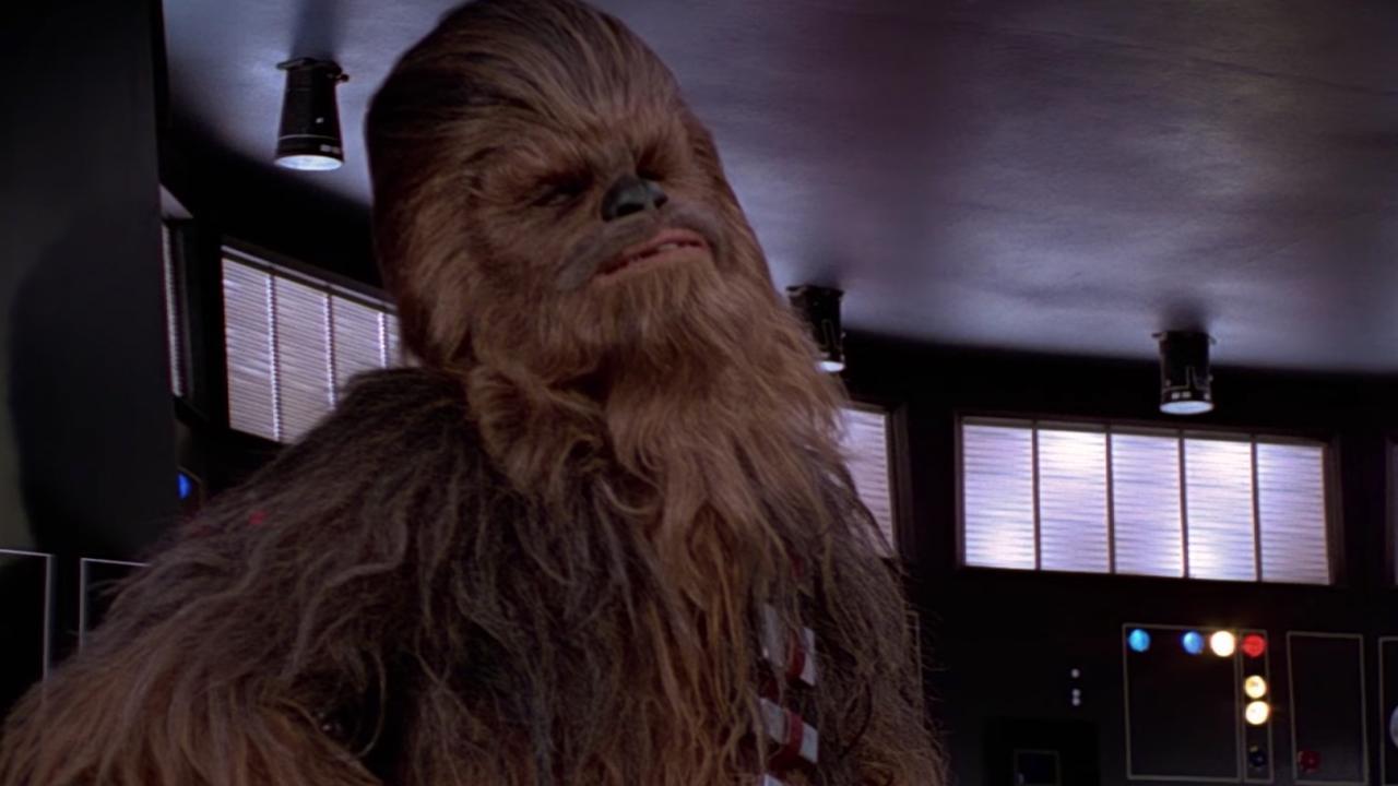 Citaten Uit Star Wars : Chewbacca uit star wars zingt stille nacht nu het
