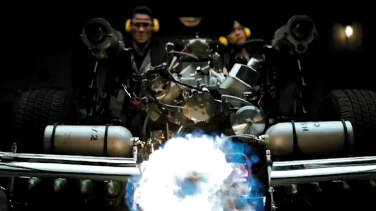 Helden doen zich voor als boeven in trailer The Green Hornet