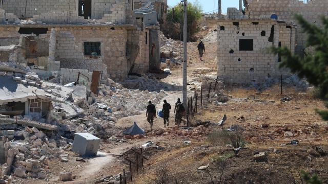 'Nederlanders in Syrisch kamp voor overgelopen IS'ers'
