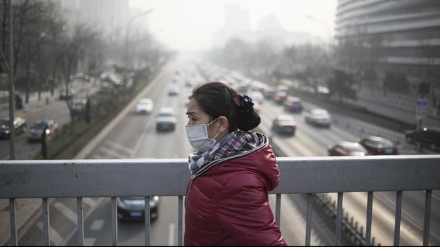 Peking schrapt 12 procent van de vluchten wegens smog