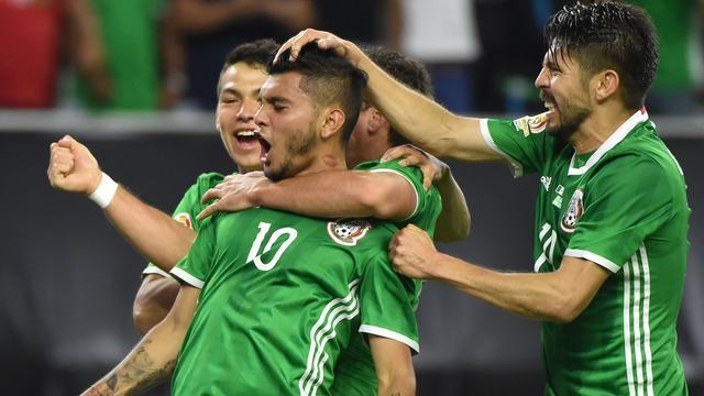 Mexico als groepswinnaar door naar kwartfinale Copa America