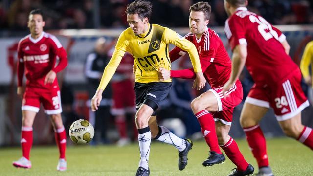 Bekijk de samenvatting van Almere City-NAC Breda