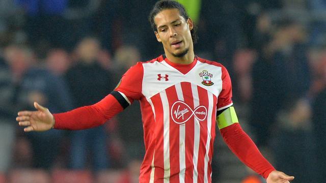 Treffer Van Dijk baat Southampton niet, Maher door met Osmanlispor