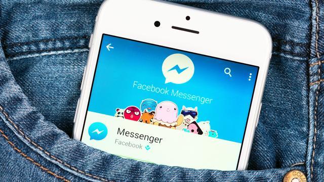 Facebook maakt chatapp Messenger verplicht op mobiel
