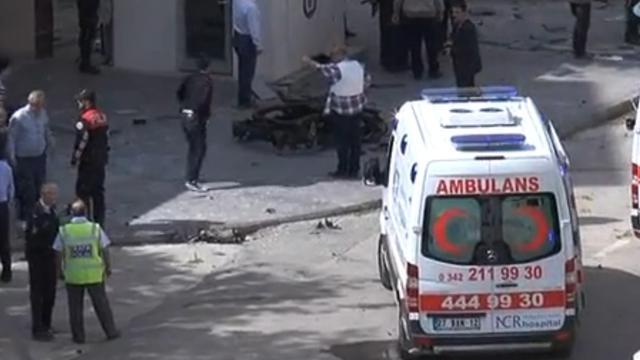Dode en gewonden door explosie zuidoosten Turkije