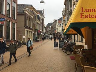 Twee Groningse straten en drie winkels maken kans op award