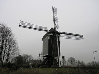 Laatst overgebleven molen gemeente Zundert was ooit eerste levensbehoefte