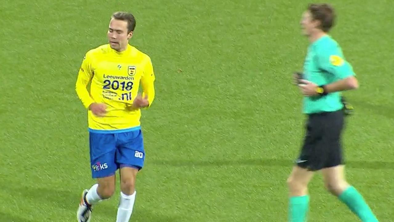 Samenvatting FC Emmen-SC Cambuur (0-1)