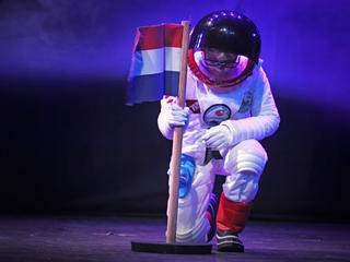 Mee op ruimtereis met André het astronautje vanaf 14,50 euro