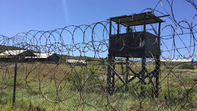 Negen gevangenen Guantanamo Bay verhuisd naar Saudi-Arabië