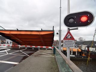 De provincie bedient de bruggen in Zuid-Holland niet vanwege de weersomstandigheden