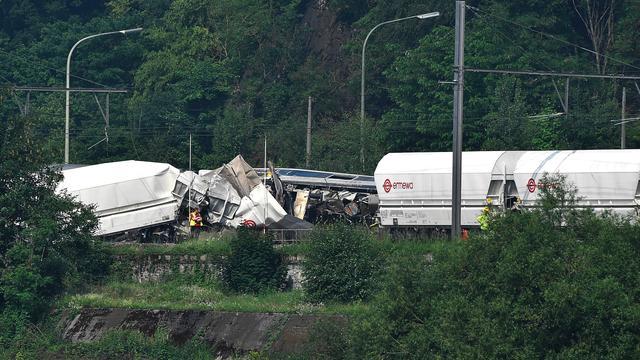 'Machinist treinongeluk België vrijgepleit'