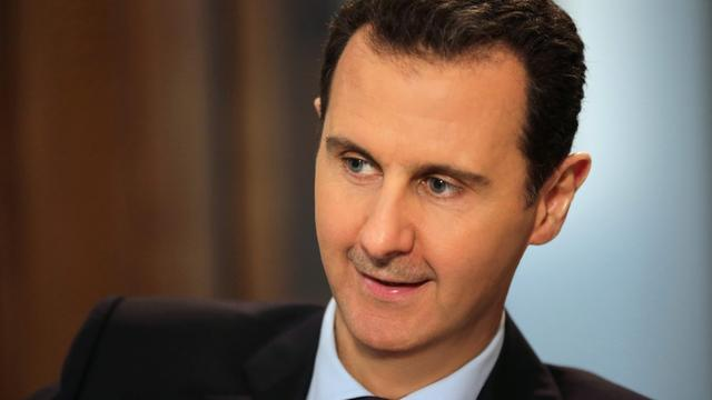 Assad denkt dat VS Syrisch leger opzettelijk aanviel