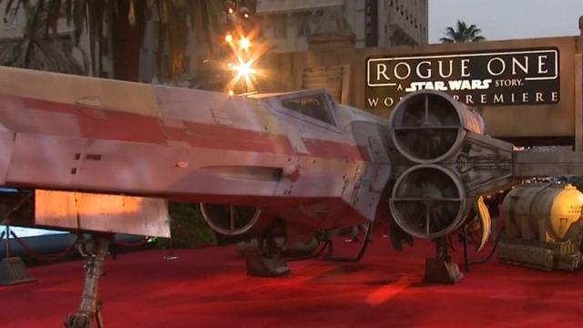 Star Wars-film Rogue One in première in Hollywood