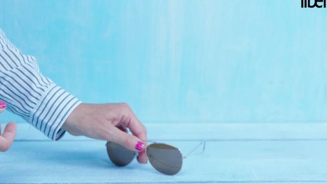 Zo verwijder je die vervelende krassen op je zonnebril