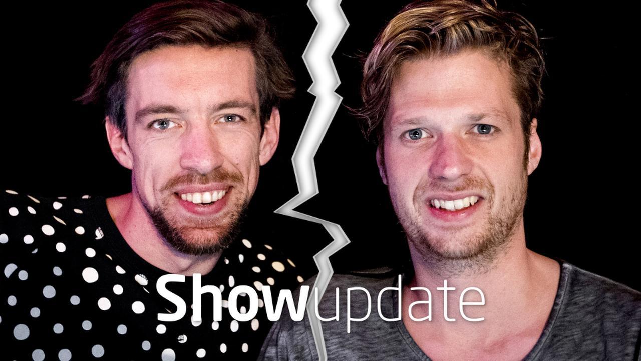 Show Update: Giel Beelen neemt het op voor Mattie Valk