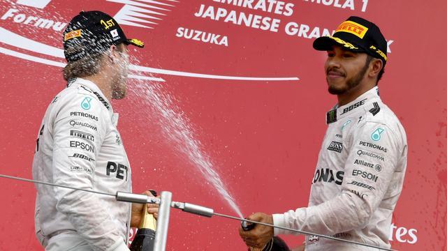 Wolff denkt dat Hamilton zich herpakt in strijd om wereldtitel