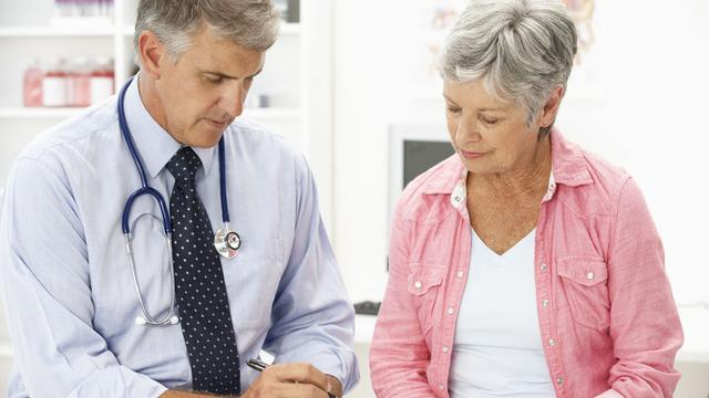 Senioren tevreden met hun huisarts