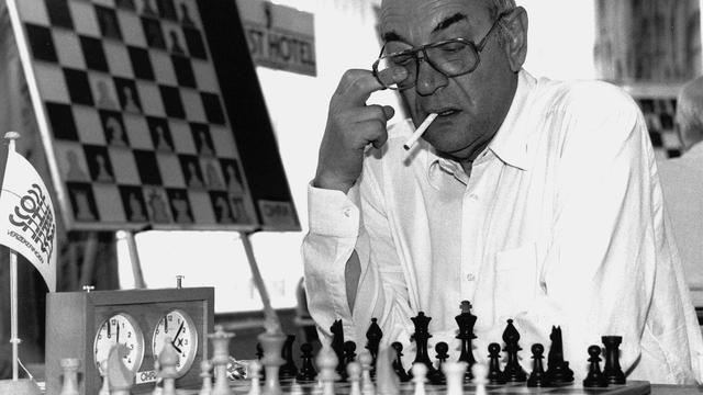 Russische schaker Korchnoi (85) overleden