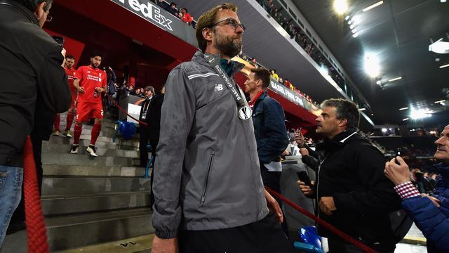Liverpool-coach Klopp schuldbewust na vijfde verloren finale op rij