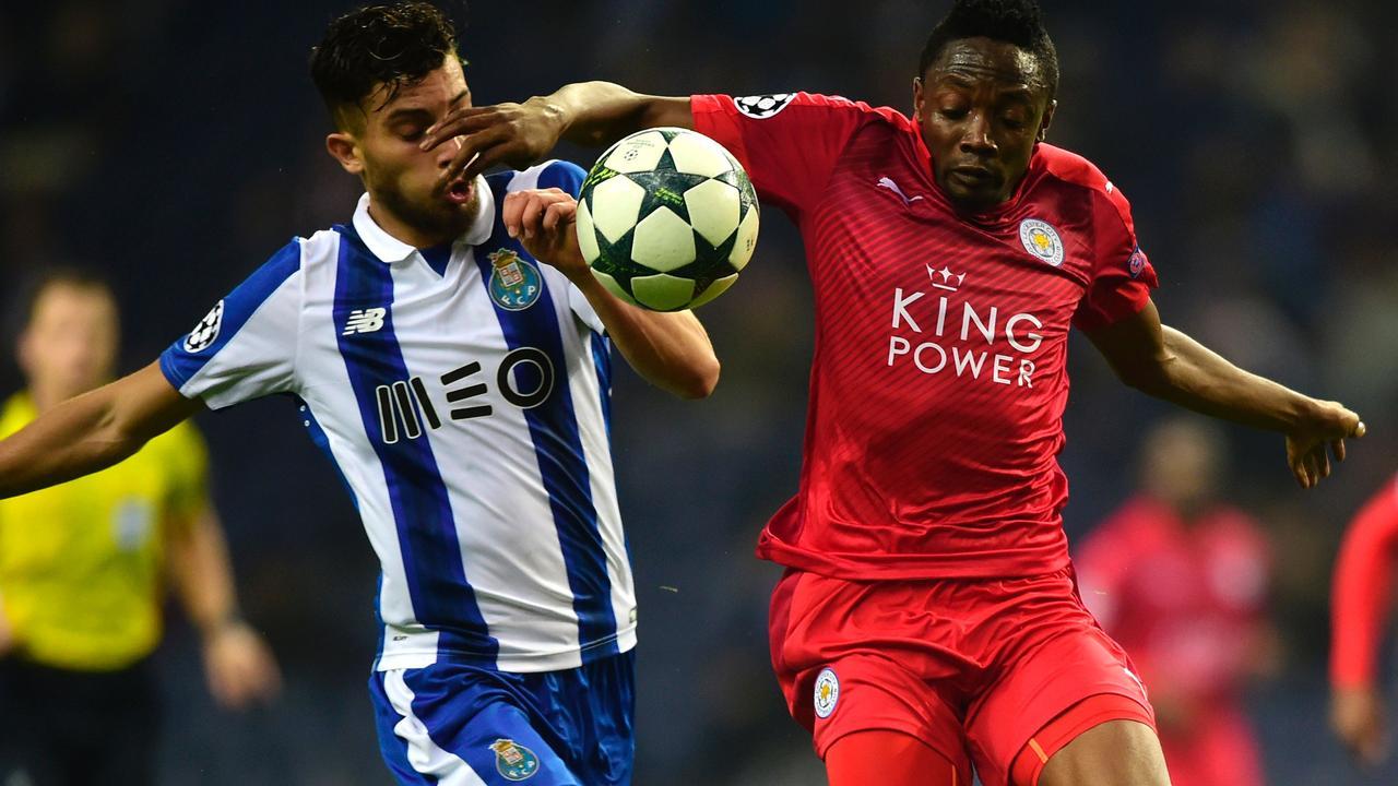 Samenvatting FC Porto-Leicester City (5-0)