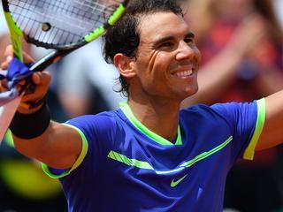 Spanjaard verliest slechts 29 games op weg naar finale Roland Garros