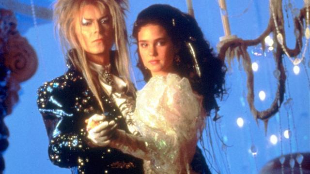 Film Labyrinth met David Bowie wordt toch niet opnieuw gemaakt