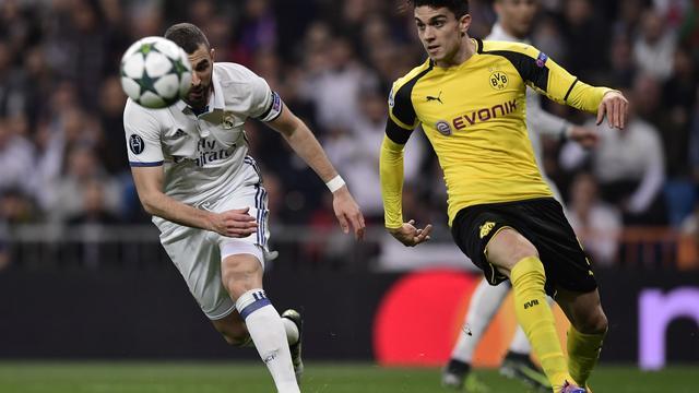 Benzema mist eerste kans voor Real Madrid