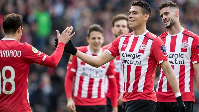 PSV-verdediger Moreno vertrekt naar AS Roma
