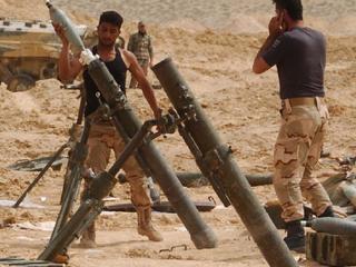 Wapens waren bestemd voor Syrische rebellen