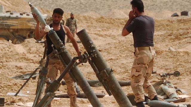 'Jordaanse inlichtingendienst verkocht wapens op zwarte markt'