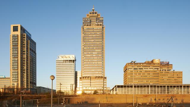 Nieuwe Amstel Toren krijgt 'ranke, vrouwelijke' vormen