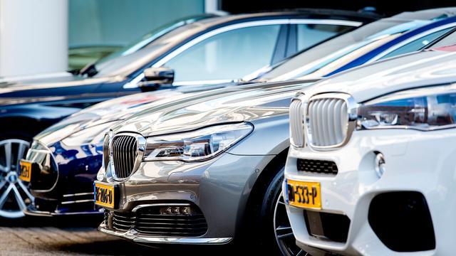 Aantal auto's Nederland door grens 8 miljoen