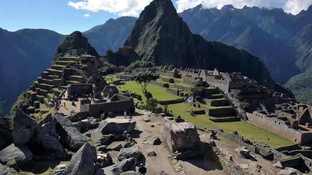 Duitse toerist omgekomen na val bij Machu Picchu