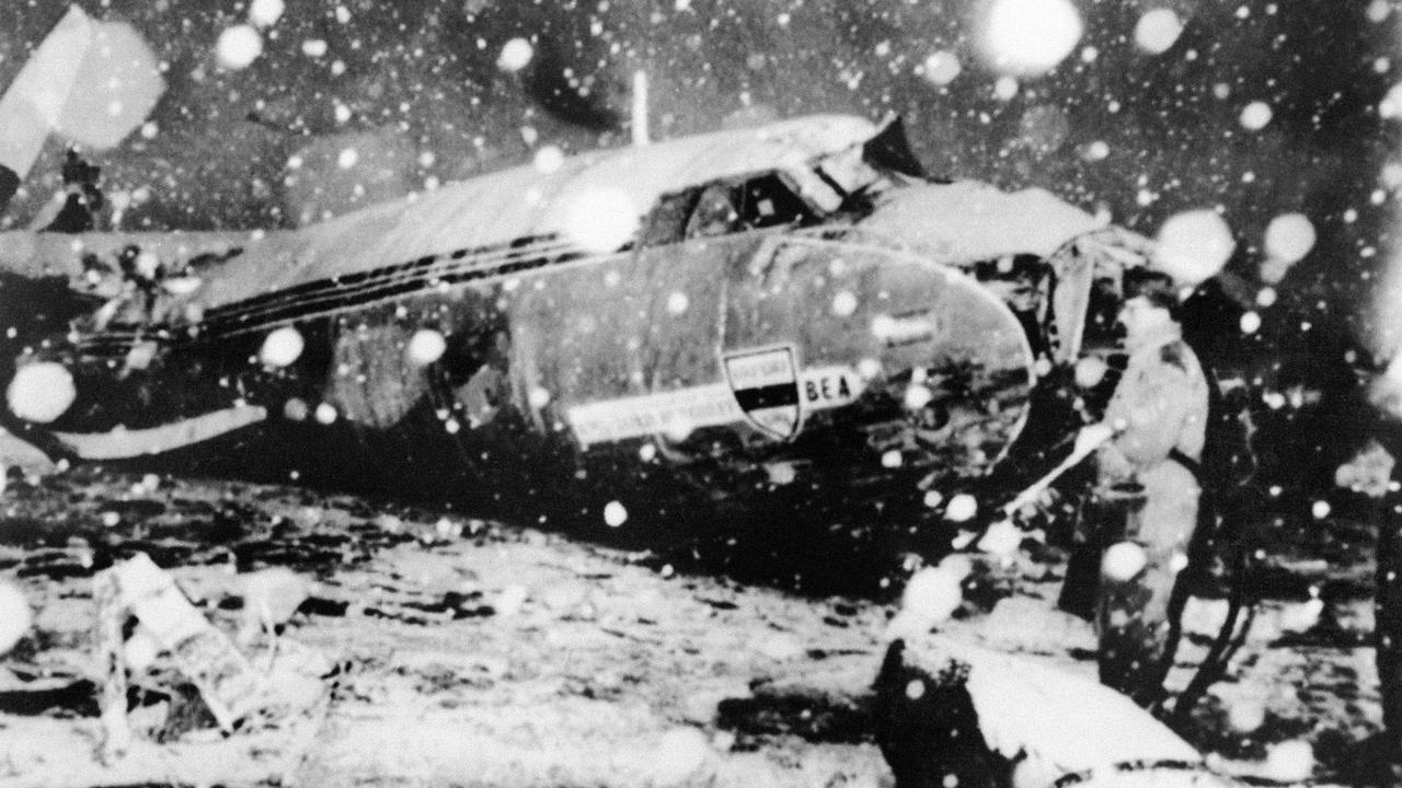 Eerdere vliegtuigongelukken met voetbalploegen