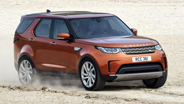 Nieuw: Land Rover Discovery