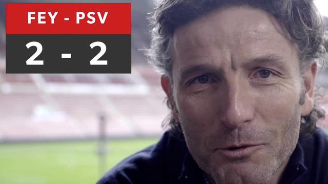 Waterreus: Zo gaat PSV tegen Feyenoord de titelstrijd spannend houden