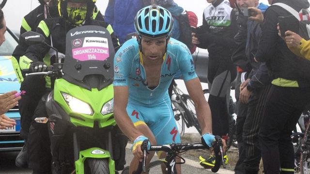 Scarponi sterkste in openingsrit Ronde van de Alpen