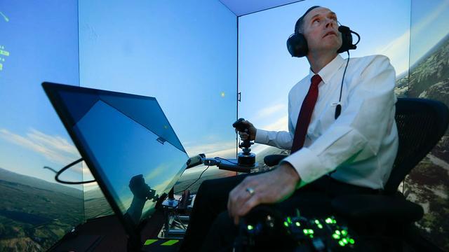 Kunstmatige intelligentie verslaat ervaren piloot in virtueel luchtgevecht
