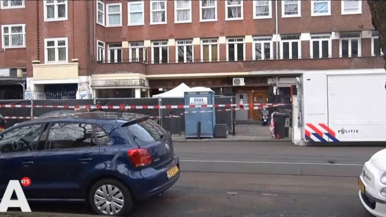 Onderwereld Amsterdam in paniek
