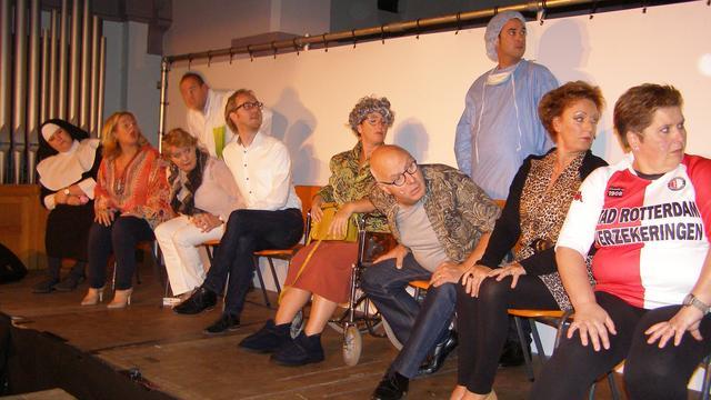 Cameleon speelt in voormalige R.K. Kerk in De Heen