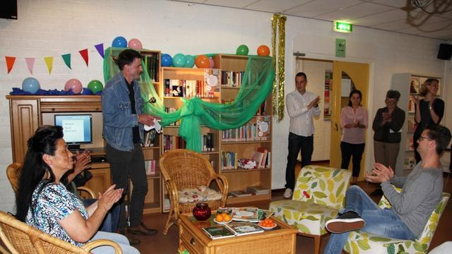 Roosendaal verwelkomt tweede Boekspot