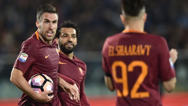 Strootman scoort voor winnend Roma, zege Babel met Besiktas