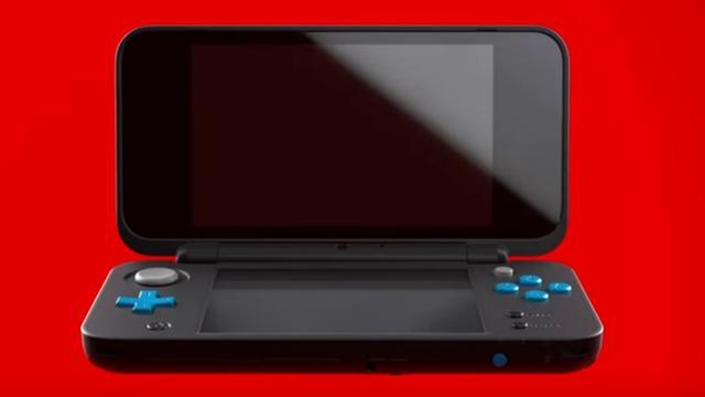 Nintendo lanceert XL-versie van handheld 2DS
