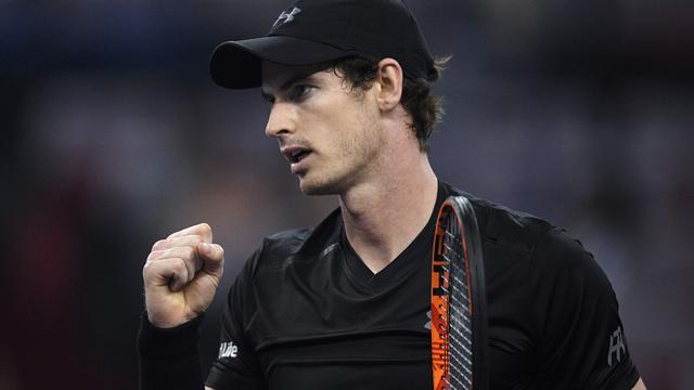 Murray naar derde ronde in Shanghai, Nadal uitgeschakeld