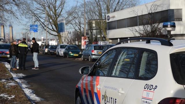 Politie onderzoekt mislukte overval nepagenten in Almelo