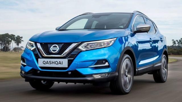 Nissan geeft in Nederland succesvolle Qashqai facelift