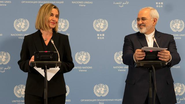 VS en EU heffen sancties tegen Iran op na atoomafspraken