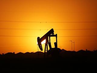 Alleen in 'het meest gunstige' scenario zal de olievoorraad dalen